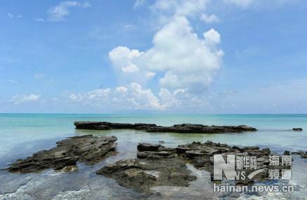 西沙群岛美丽景色(组图)