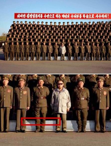 中的ps假 照片 曝光(7) - 热议; 朝鲜11张假照片; 朝鲜假照片盘点